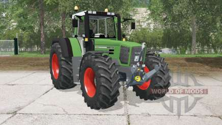 Fendt Favorit 824 Turboshifƭ pour Farming Simulator 2015