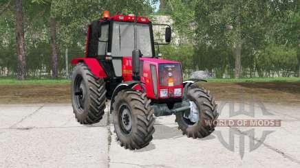 Mth-826 Weißrussland für Farming Simulator 2015