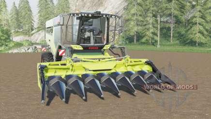 Claas Lexioᵰ 6700 für Farming Simulator 2017
