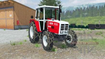 Steyr 8080A Turbꝍ pour Farming Simulator 2013