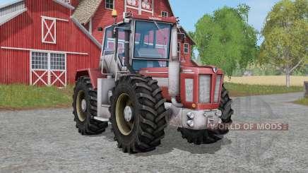 Schluter Super-Trac 2500 VⱠ pour Farming Simulator 2017