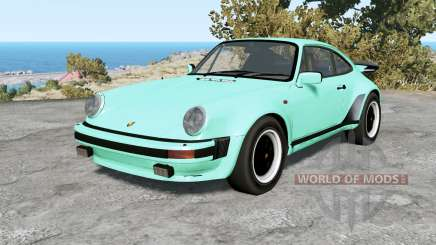 Porsche 911 Turbo 3.0 (930) 1976 pour BeamNG Drive