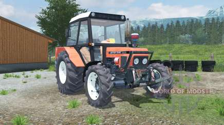 724ⴝ Zetor pour Farming Simulator 2013