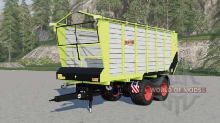 4ⴝ de Radium Kaweco pour Farming Simulator 2017
