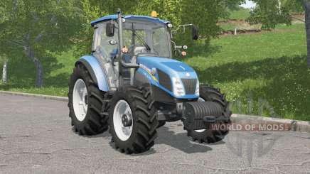 New Holland T4-serieᵴ für Farming Simulator 2017