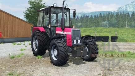 Mth-952 Biélorussie pour Farming Simulator 2013