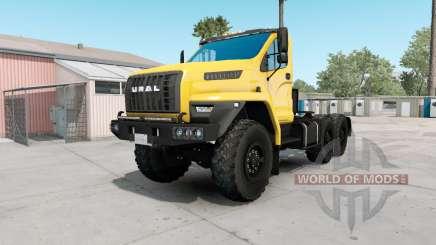 Ural-44202-5311-74E5 für American Truck Simulator