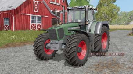 Fendt Favorit 800 Turboshifȶ für Farming Simulator 2017