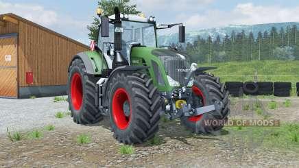 Fendt 933 Variꝍ pour Farming Simulator 2013