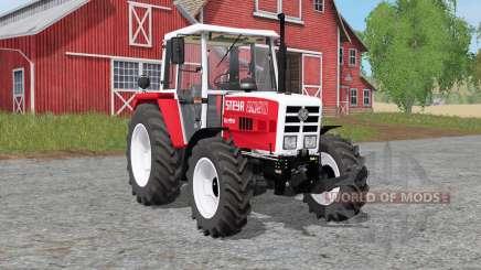 Steyr 8080A & 8090A Turb für Farming Simulator 2017