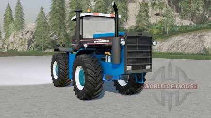 Ford Versatile 8ꜭ6 für Farming Simulator 2017