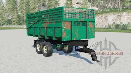 NS 10.12 pour Farming Simulator 2017