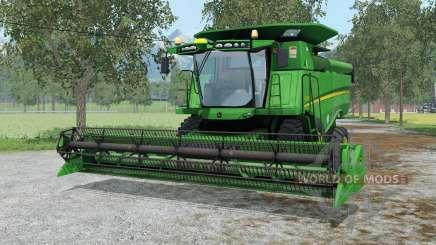 John Deere Ꞩ660 pour Farming Simulator 2015