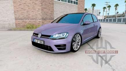 Volkswagen Golf R-Line (Typ 5G) 201ろ für American Truck Simulator