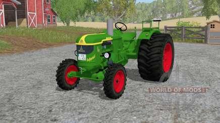 Deutz D 40Ꞩ für Farming Simulator 2017
