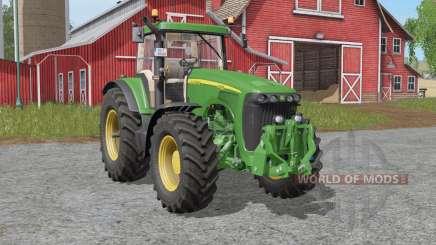 John Deere 8020-serieᵴ pour Farming Simulator 2017