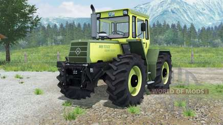 Mercedes-Benz Trac 1500 Turbꝍ pour Farming Simulator 2013