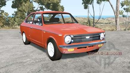 Toyota Corolla Sprinter 1969 v2.0 pour BeamNG Drive