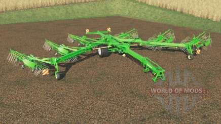 Krone Swadro Ձ000 für Farming Simulator 2017