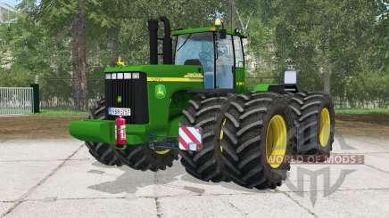 John Deere 94Ձ0 pour Farming Simulator 2015