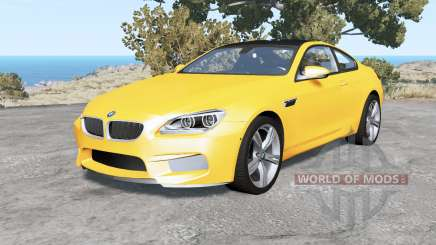 BMW M6 (F13) pour BeamNG Drive