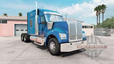 Kenworth W990 v1.2.3 für American Truck Simulator