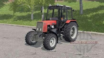 MTH-892 Belaruꞔ pour Farming Simulator 2017