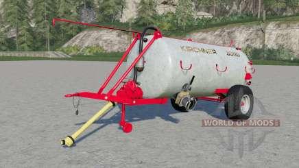 Kirchner 3000l für Farming Simulator 2017