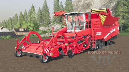 Grimme Tectron ꝝ15 für Farming Simulator 2017