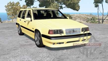 Volvo 850 T5 R Estate 1995 für BeamNG Drive