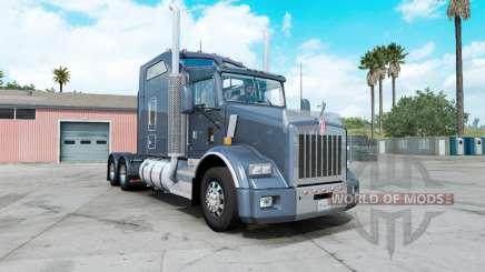 Kenworth T800 v1.9 pour American Truck Simulator