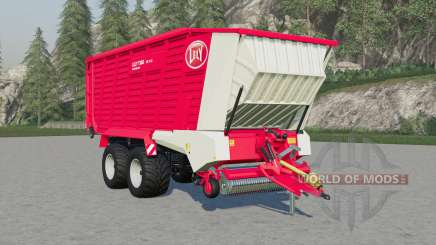 Lely Tigo XR 75 Ɗ pour Farming Simulator 2017