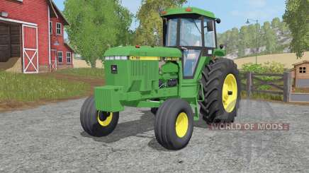 John Deere Ꝝ760 für Farming Simulator 2017