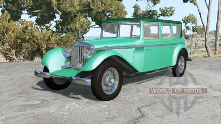 Auriga Heron 1927 v2.0 für BeamNG Drive