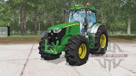 John Deere 7200Ɽ für Farming Simulator 2015