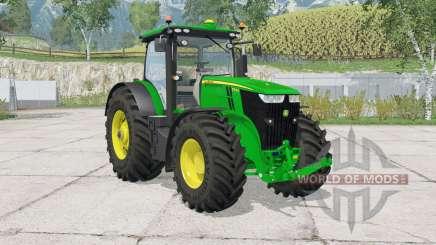 John Deere 7290R & 8370Ɍ für Farming Simulator 2015