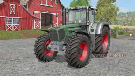 Fendt Favorit 800 Turboshifꚍ für Farming Simulator 2017
