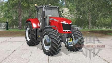 Massey Ferguson 7622 Dyna-6 pour Farming Simulator 2015