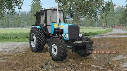 MTK-1221 Belaruꞓ für Farming Simulator 2015