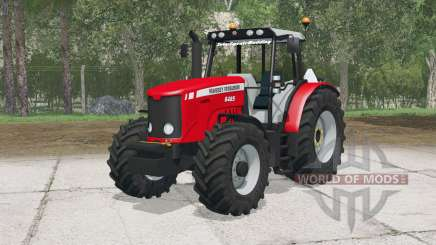 Massey Ferguson 6485 Dyna-6 für Farming Simulator 2015