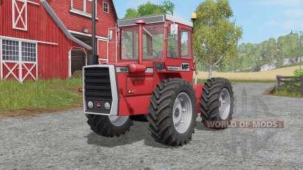 Massey Ferguson 12ⴝ0 pour Farming Simulator 2017