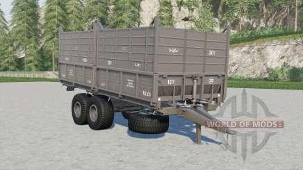 PTS-9 pour Farming Simulator 2017