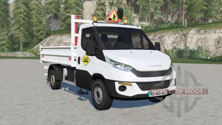 Iveco Daily Chassis Cab für Farming Simulator 2017