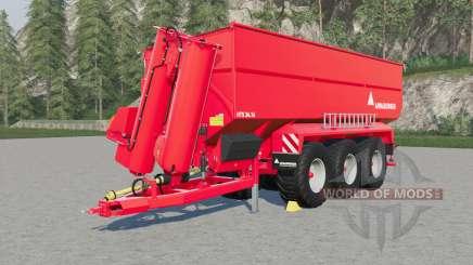Annaburger HTS 34.16 für Farming Simulator 2017