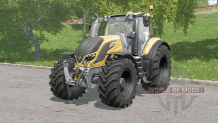 Valtra T-series Gold Edition für Farming Simulator 2017