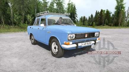 Moskau-2140 für MudRunner