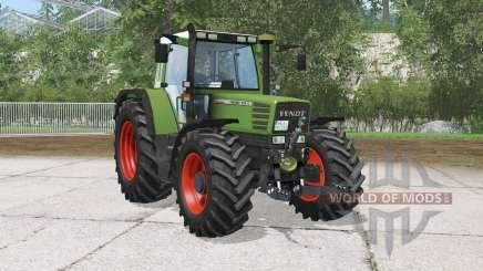 Fendt Favorit 512 C Turbomatik pour Farming Simulator 2015