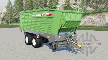 Fendt Tigo XR 75 Ɒ für Farming Simulator 2017