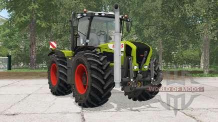 Claas Xerion 3300 Trac VꞒ pour Farming Simulator 2015