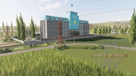 Kasachstan für Farming Simulator 2017
